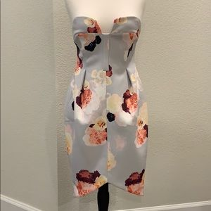 New! KEEPSAKE Divide Tulip Dress